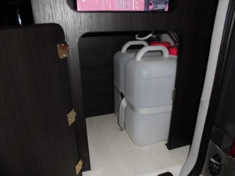 ■給排水タンク(16ℓ)