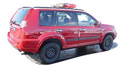 消防関係車両